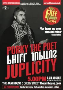 Juplicity flyer