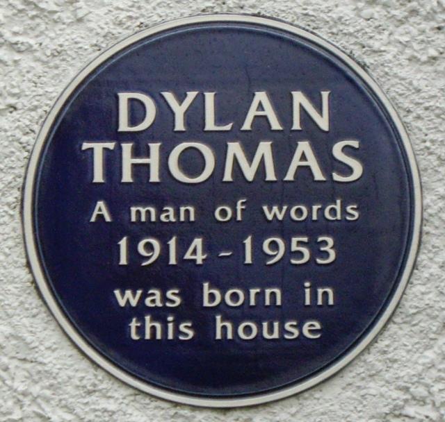 Dylan_Thomas_plaque