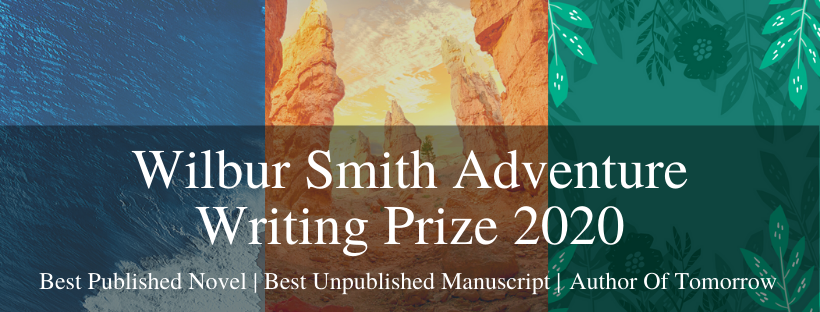 Wilbur Smith Adventure Writing Prize logo
